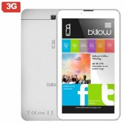 "Tablet BILLOW X703W 7"" IPS 8Gb QC 3G BT A8.1 White"
