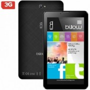 "Tablet BILLOW X703B 7"" IPS 8Gb QC 3G BT A8.1 Negro"
