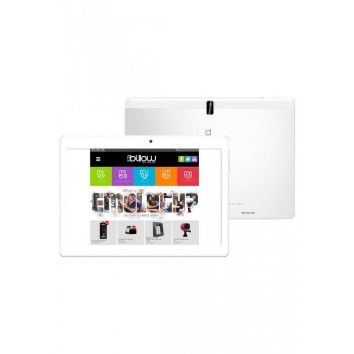 "Tablet BILLOW X103PROS 10.1"" QCore 2Gb 32Gb A8.1 Silver"
