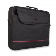 "Briefcase NGS Monray 16"" Black/Red (PASSENGER)"
