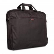 "Briefcase NGS Monray Nylon 15.6"" Black/Red (ENTERPRISE)"