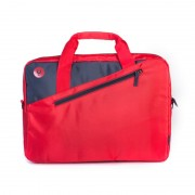 "Briefcase NGS Monray 15.6"" Black/Red (GINGER RED)"