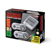 Consola Super Nintendo Ness Mini Classic Edition