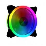 Ventilador AEROCOOL 12x12 Iluminacion RGB (REVRGB)