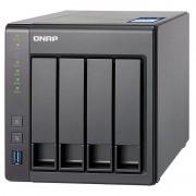 Box NAS QNAP 1.7Ghz 2Gb DDR3 (TS-431X-2G)