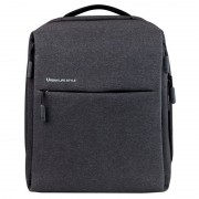 Backpack XIAOMI Mi City BackPack dark Grey (ZJB4067GL)