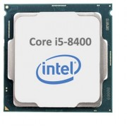 Intel Core i5-8400 LGA1151 TRAY 2.8Ghz 9Mb  sin ventilador