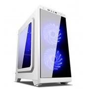 MiniCase ARMOR C21 mATX Gaming 1xUSB White (511206)
