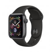 Apple Watch S4 40mm Caja Grey/ Correa Black (MU662TY/A)