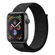 Apple Watch S4 44mm GPS Correa Loop Black (MU6E2TY/A)