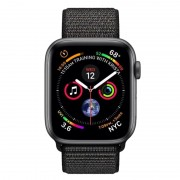 Apple Watch S4 40mm GS / Correa Loop Negra (MU672TY/A)