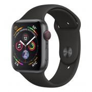 Apple Watch S4 44mm Cell Grey/Sport Black (MTVU2TY/A)