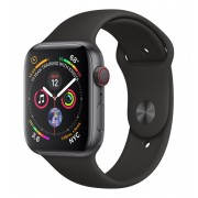 Apple Watch S4 44mm Cell Gris/Sport Negra (MTVU2TY/A)