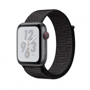 Apple Watch S4 44mm Cell Gris/Sport Negra (MTXL2TY/A)