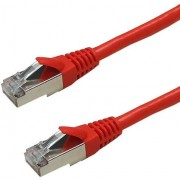 EQUIP Network cable U/UTP Cat.6 0,25m Red (EQ625423)