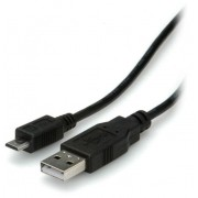 EQUIP Cable USB2 Tipo A Micro USB B 1,8m (EQ128523)