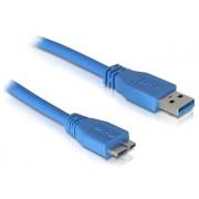Nanocable USB 3.0 A/M-Micro B/M 1m Blue (10.01.1101-BL)