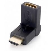EQUIP Adaptador HDMI Macho-HDMI 45º hembra (EQ118911)