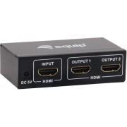 EQUIP Splitter/duplicador HDMI 2 puertos (EQ332712)