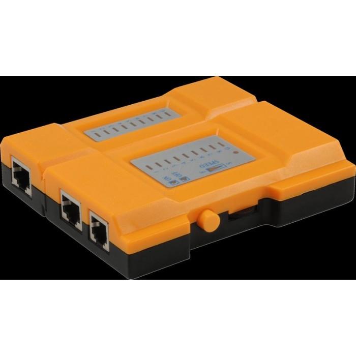 EQUIP Lan Tester RJ45/RJ12/RJ11 (EQ12996507)