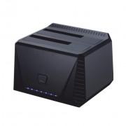 """Dock clonador TOOQ 2,5"""" 3,5"""" USB3.0 Gaming (TQDS-902B)"""
