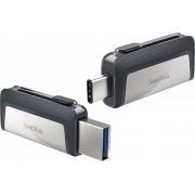 Pendrive SANDISK Dual USB/USB C 32Gb (SDDDC2-032G)