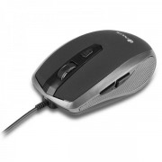 Ratón NGS Óptico USB Plata (TICK SILVER)
