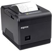 Impresora Térmica APPROX USB RS232 (APPPOS80AM)