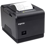 Receipt printer APPROX PLUS USB RS232 LAN (APPPOS80AM3)