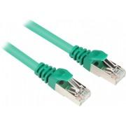 EQUIP Lan cable U/UTP Cat.6 0,25m green (EQ625443)