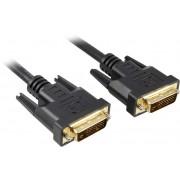 Nanocable DVI Dual Link 24+1 M-M 5m (10.15.0805)