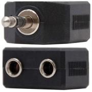 Nanocable Audio Estéreo 2x3.5/H-3.5m (10.27.0012)