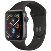 Apple Watch S4 44mm GS/Sport negra (MU6D2TY/A)