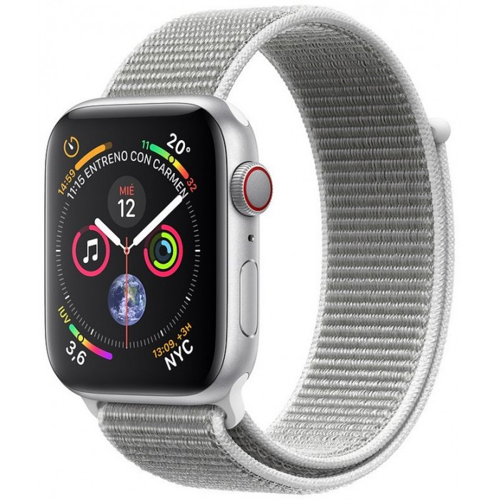 Apple Watch S4 40mm GPS Correa Loop Nacar(MTVC2TY/A)