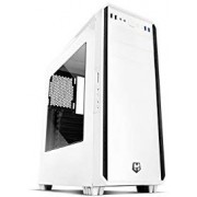 Case ATX NOX HUMMER ZSZ S/Power Supply White(NXHUMMERZSZ