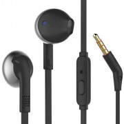 Headphones JBL T205 binaural Negro (JBLT205BLK)