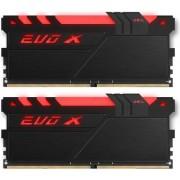 Memory module GEIL EvoX DDR4 2400Mhz 8Gb (GEXB48GB2400C16SC)