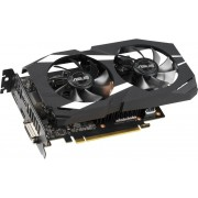 ASUS PCIe Nvidia GTX1660TI OC 6Gb (DUAL-GTX1660TI-O6G)