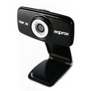 WebCam APPROX HD720p Black USB 2.0 (APPWC03HD)