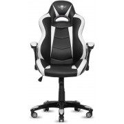 Silla Gaming SPIRIT Racing Negro/Blanco (SOG-GCRWT)