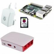 Kit RASPBERRY Pi 3 Mod.B+ mSD 32Gb/Fuente(RB-KIT-1032)