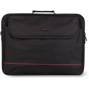 "Briefcase NGS Monray 17""-18"" Black/Red (PASSENGER PLUS)"