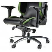 Silla SPARCO Gaming Respawn Negro/verde (R100S)