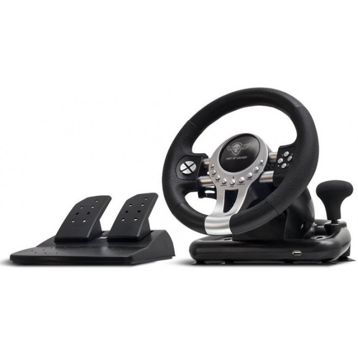 Wheel+Pedales SPIRIT OF GAMER Race Pro Ps4 (SOG-RWP2)