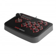 Stick Mars Gaming 8Buttons con Switch H-Mecanico (MRA)