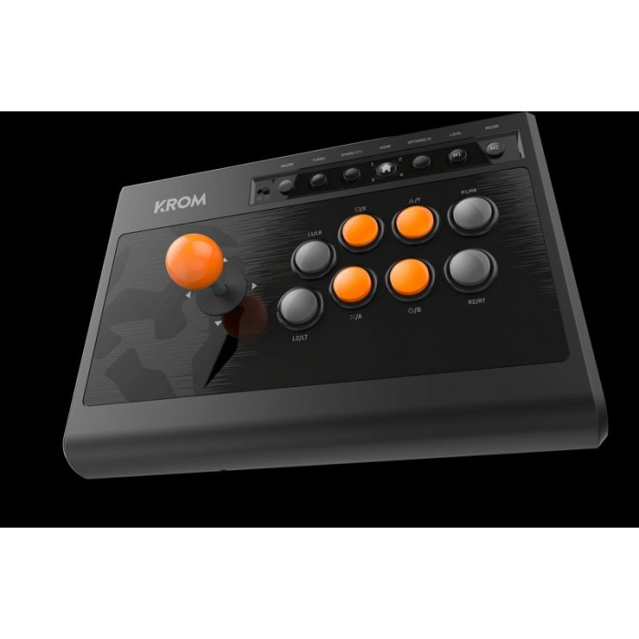 Joystick Arcade KROM Kumite Multiplataforma(NXKROMKMT)
