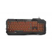 Keyboard Gaming KROM Krown Usb Black (NXKROMKROWN)