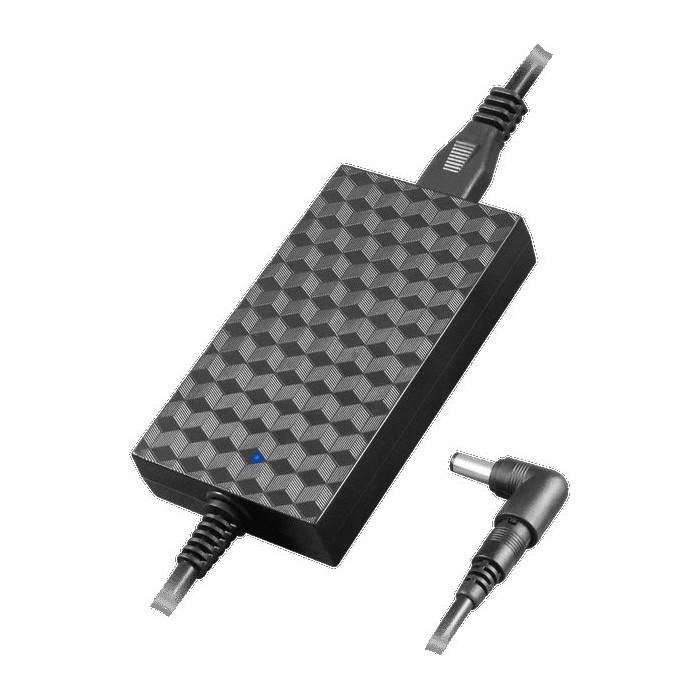 Laptop charger NOX 65W Black (NXPWR65NB)