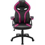 Chair Mars Gaming MGC118 Black/Pink (MGC118BPK)