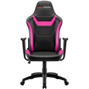 Chair Mars Gaming MGC218 Black/Pink ( MGC218BPK)